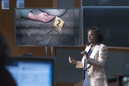 Annalise Preps a Case - How to Get Away with Murder
