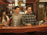 Running the Bar - New Girl