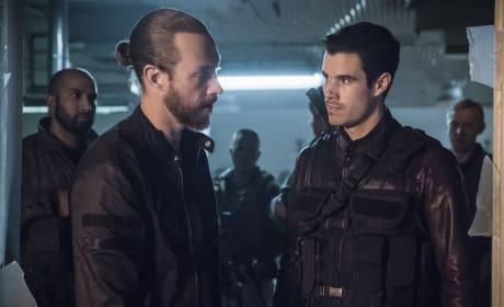 What Happened To Joe - Arrow Season 6 Episode 6