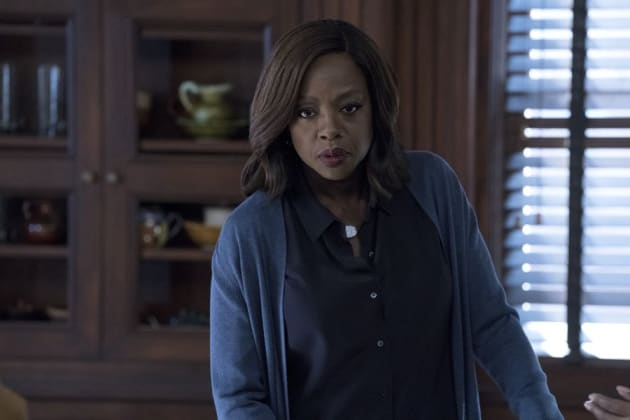 Annalise Concocts a Plan - How to Get Away with Murder