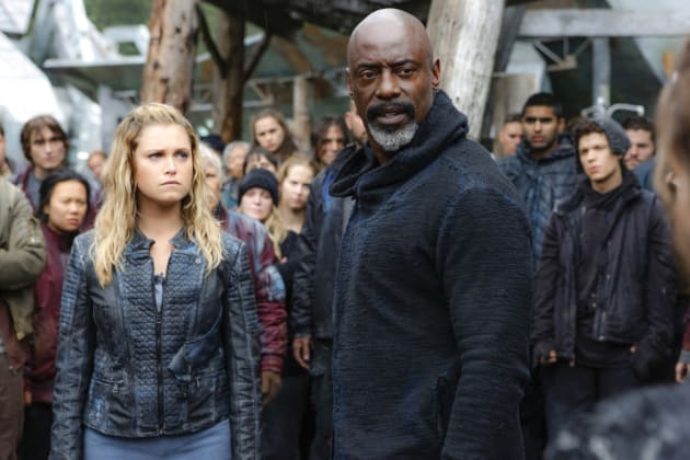 An Understanding - The 100 Season 4 Episode 4