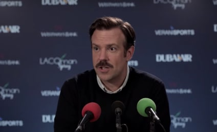 Ted Lasso: Jason Sudeikis Coaches a British Soccer Team in Hilarious First Trailer