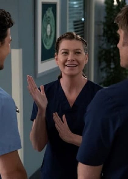 A Girl Likes to Have Fun - Tall - Grey's Anatomy Season 15 Episode 9
