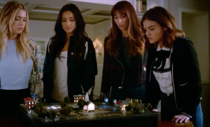Pretty Little Liars Season 7 Episode 14 Review: Power Play