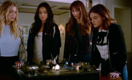 Pretty Little Liars Season 7 Episode 14 Review: Power Play
