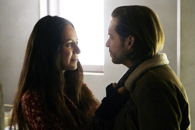 Madeleine stowe returns 12 monkeys