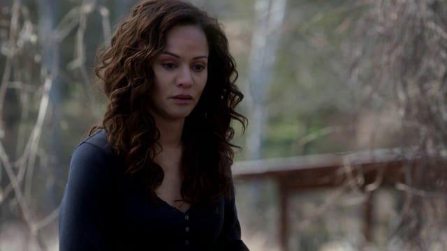 Abby Bennett Wilson - The Vampire Diaries