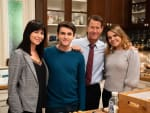 Grey House Family Photo - Good Witch Season 5 Episode 5