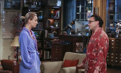 The Big Bang Theory Season 9 Episode 2 Review: The Separation Oscillation