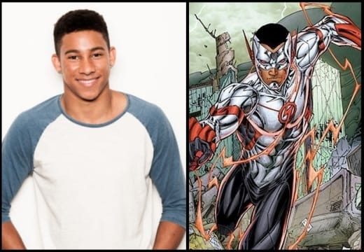 Wally West Lonsdale