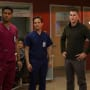 Back at Work? - The Night Shift Season 4 Episode 1
