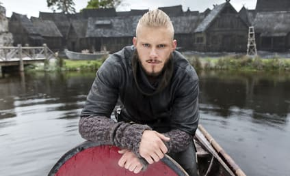 Vikings Q&A: Alexander Ludwig On Shifting Power and A Brutal Season 4