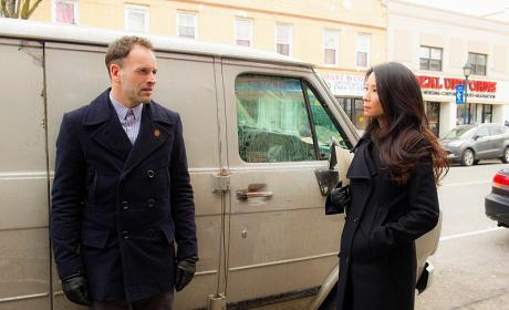 Joan is Suspicious - Elementary