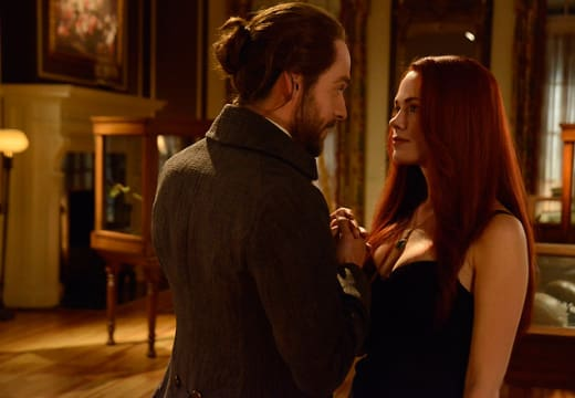 Ichabod and Katrina Team Up - Sleepy Hollow Season 2 Episode 13