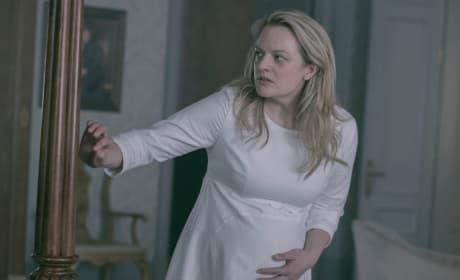 Going Into Labor - The Handmaid's Tale