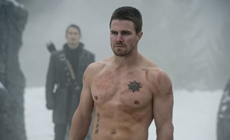 I'm Hot and Cold - Arrow Season 3 Episode 9