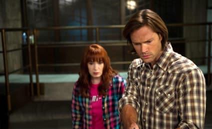 Felicia Day Teases Supernatural's Oz Episode, Admiration for Dorothy
