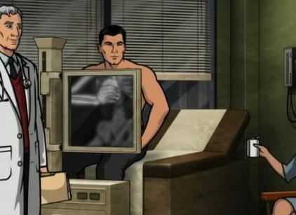 Watch Archer Season 2 Episode 8 Online