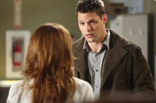 Justin Bruening on Grey's Anatomy