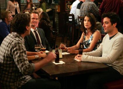 Watch How I Met Your Mother Season 4 Episode 9 Online