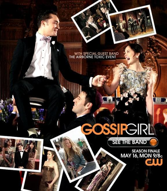 Gossip Girl Quotes Season 2: Gossip Girl Season Finale Poster