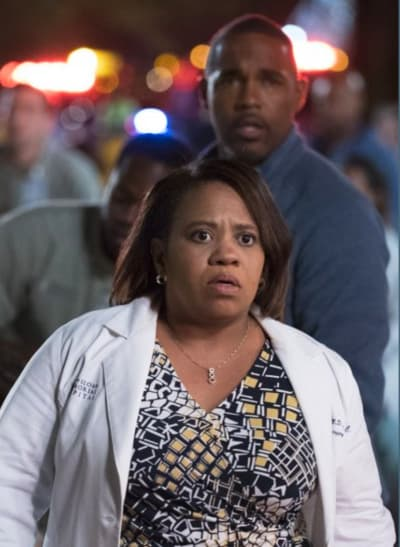 Clear Trouble Ahead - Grey's Anatomy Season 13 Episode 24