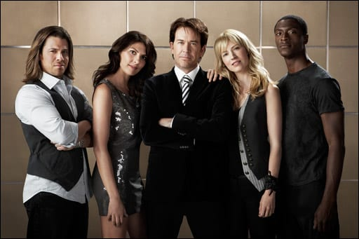 Leverage Cast Photo