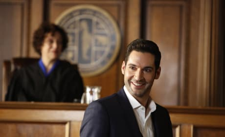 Mr. Charming - Lucifer Season 2 Episode 10