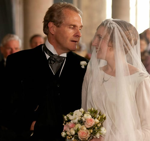 Lady Edith and Sir Anthony - Downton Abbey
