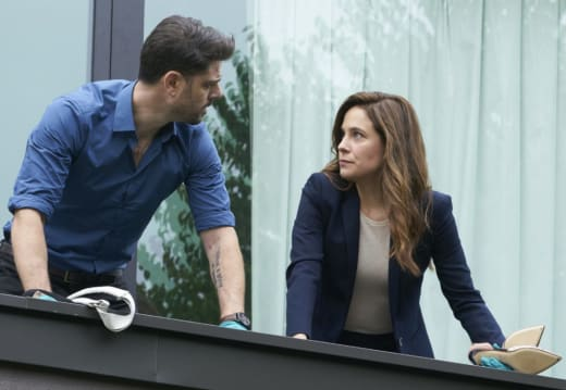 Taking the Leap - Mary Kills People Season 1 Episode 1