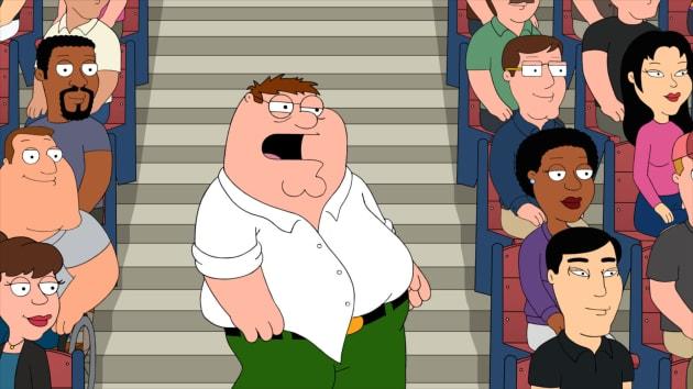 Mistaken Identity - Family Guy