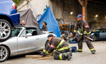 Chicago Fire Season 8 Episode 5 Review: Buckle Up