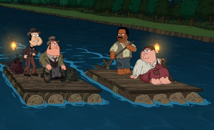 Watch Family Guy Online: Season 15 Episode 7