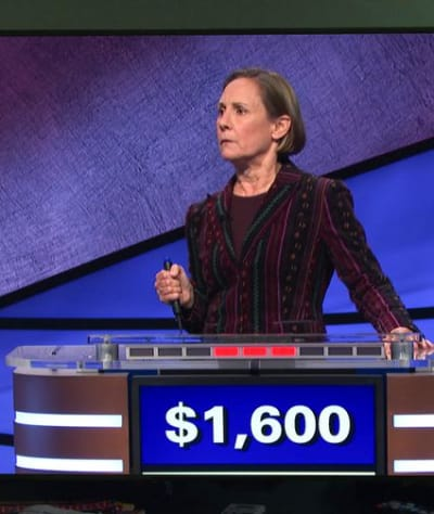 Jackie on Jeopardy - The Conners Season 3 Episode 19