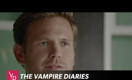 The Vampire Diaries Clip - A Teaching Moment