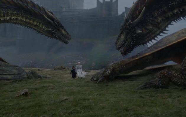 Ready To Fight - Game of Thrones Season 7 Episode 6