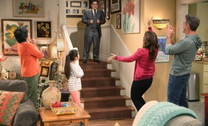 Cristela Season 1 Episode 16 Review: Confirmation