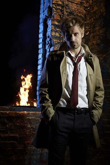 Constantine is Based on DC Comics' Hellblazer Season 1 Episode 1