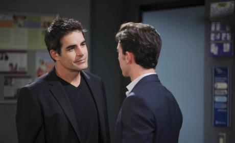 Rafe and Chad - Days of Our Lives