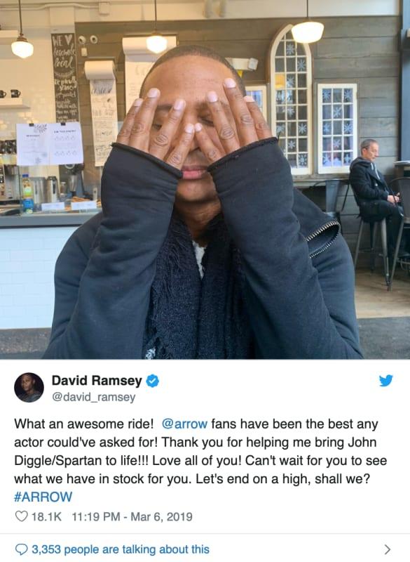 David Ramsey