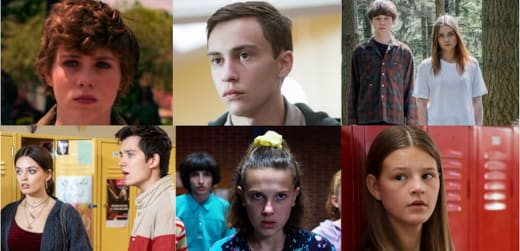 Coming-of-age TV shows