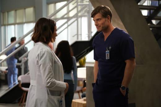 Smitten  - Grey's Anatomy Season 16 Episode 20