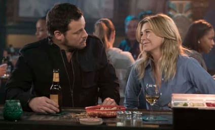 Grey's Anatomy: Ellen Pompeo Reacts to Justin Chambers' Stunning Departure
