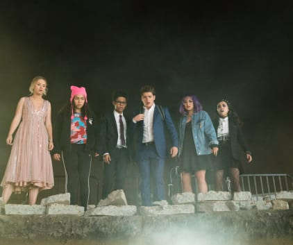 Fractured - Marvel's Runaways