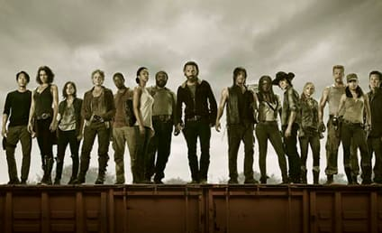 Who Said It? The Walking Dead Edition