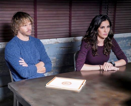 Interrogation Woes - NCIS: Los Angeles Season 9 Episode 20