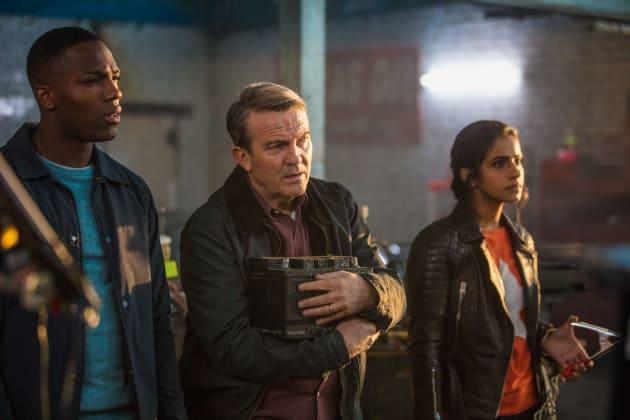 The Companion Trio - Doctor Who Season 11 Episode 1