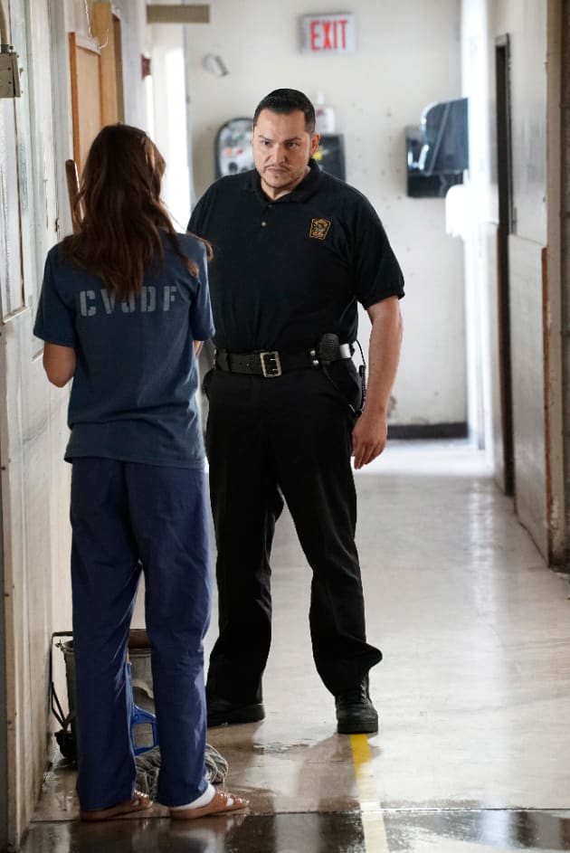 The Guard - Cruel and Unusual - The Fosters Season 4 Episode 13