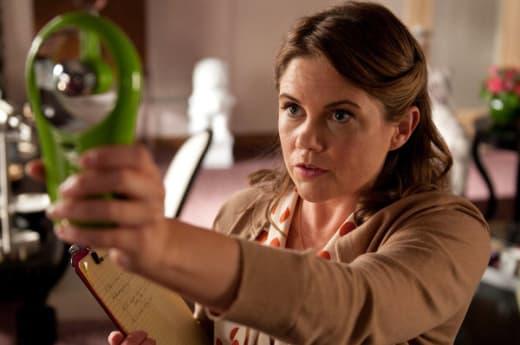 Jennifer Hall as Missy