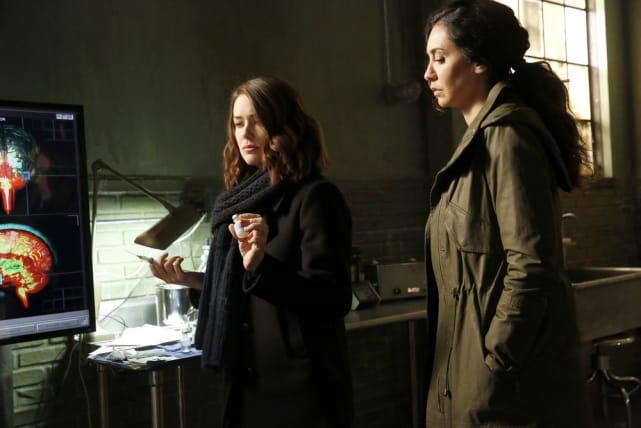 Liz and Samar are on the case - The Blacklist Season 4 Episode 19